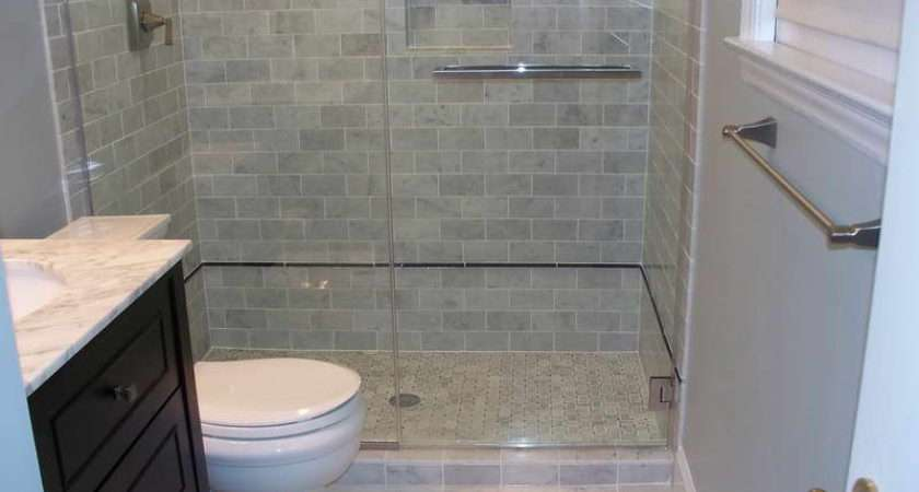 Tile Ideas Small Bathrooms Bathroom Design