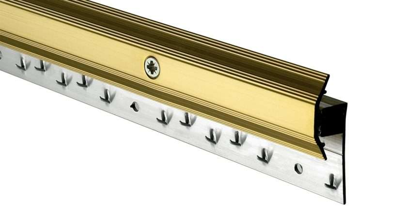 Tile Rite Cttg Gold Carpet Door Bar Trim