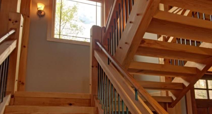 Timber Stairs Handrails Interior Exterior Custom