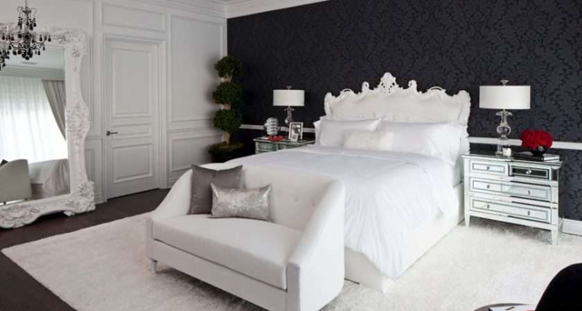 Timeless Black White Bedrooms Know