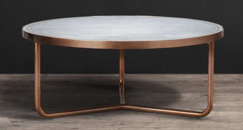 Timothy Oulton Hollywood Marble Coffee Table