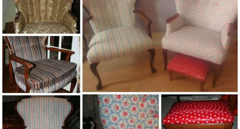 Tiny Cabin Life Cath Kidston Chairs Had Two Antique