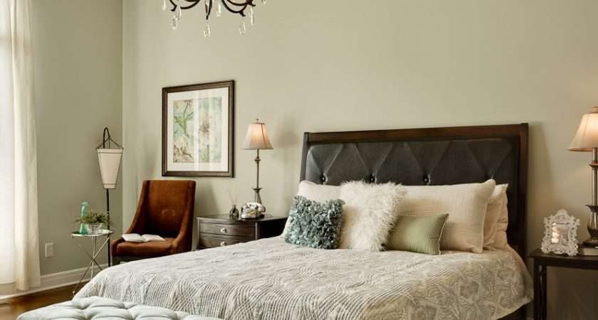 Tips Create Beautiful Sage Walls Bedroom Interior