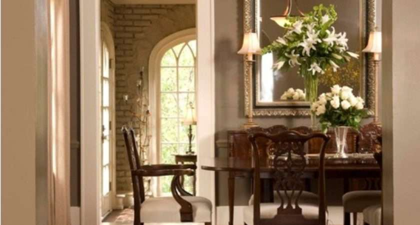 Tips Make Dining Room Paint Colors More Stylish Interior Design