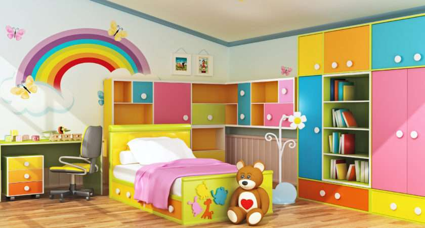 Tips Organize Your Kids Bedrooms Easily Boshdesigns