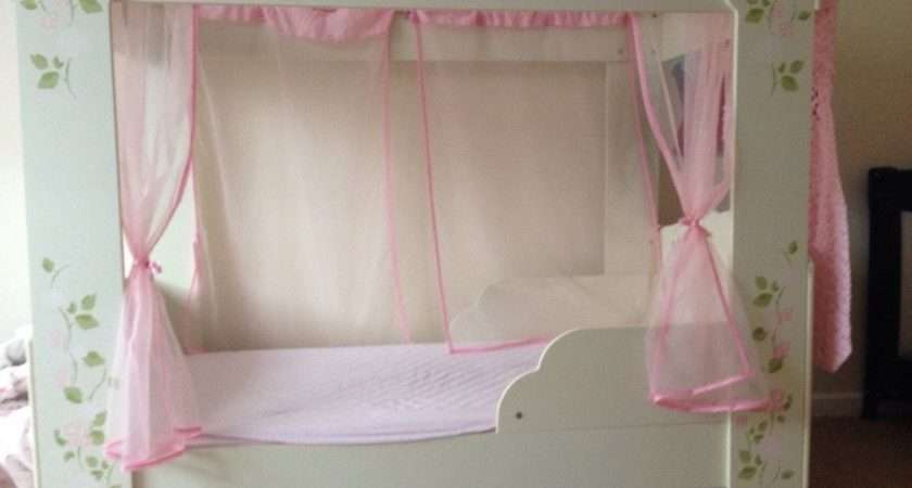 Toddler Girls Poster Bed Purchase Sale Exchange Ads