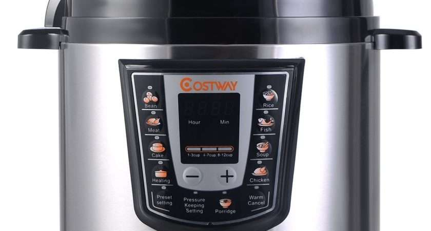 Top Best Electric Pressure Cookers July