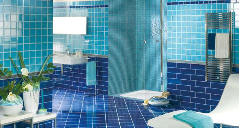 Top Blue Bathroom Decorating Ideas Interior Exterior