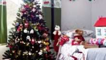 Top Christmas Decorating Ideas Kids Room