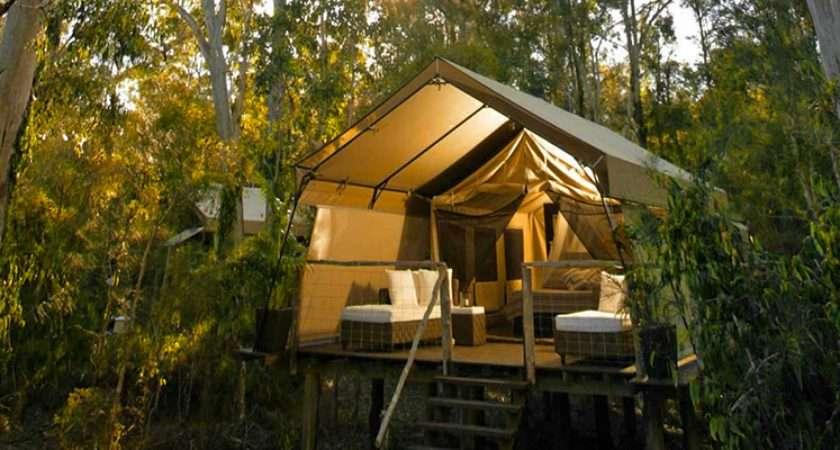 Top Glamping Get Aways Great Britain Mytravelmoney