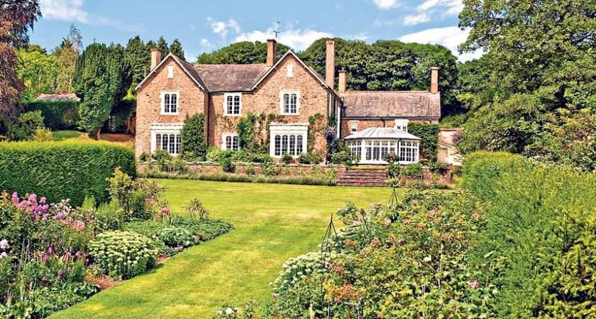 Top Ten Most Beautiful Houses Sale West Country