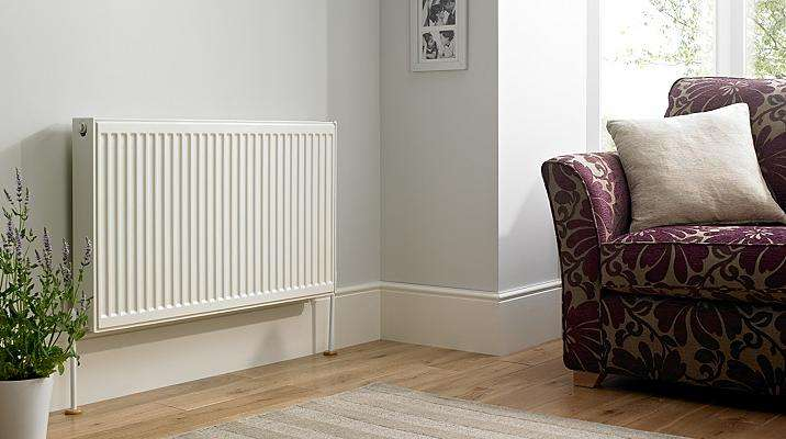 Towel Radiators Heating Insulation Departments Diy