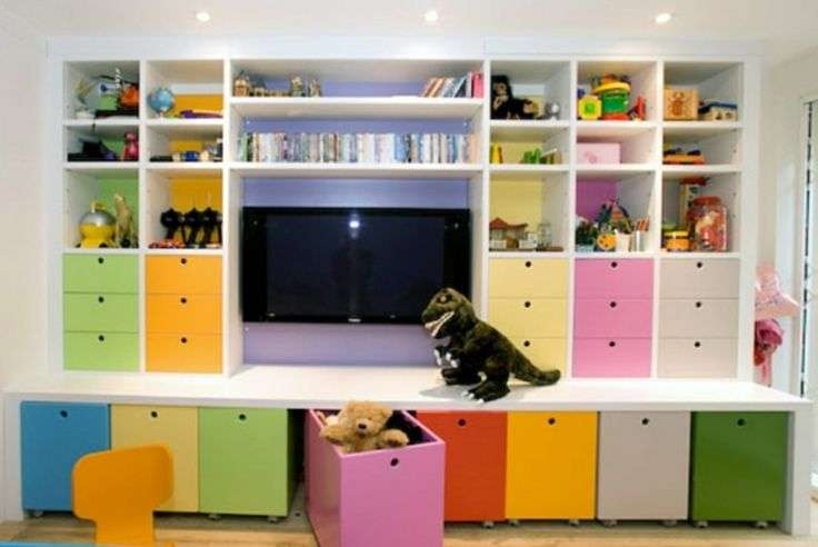 Toy Storage Area Boys Superhero Bedroom Ideas Pinterest