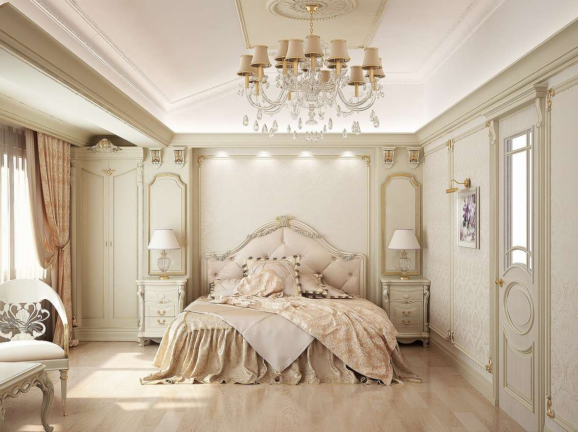 Traditional Bedroom Interior Design Ideas