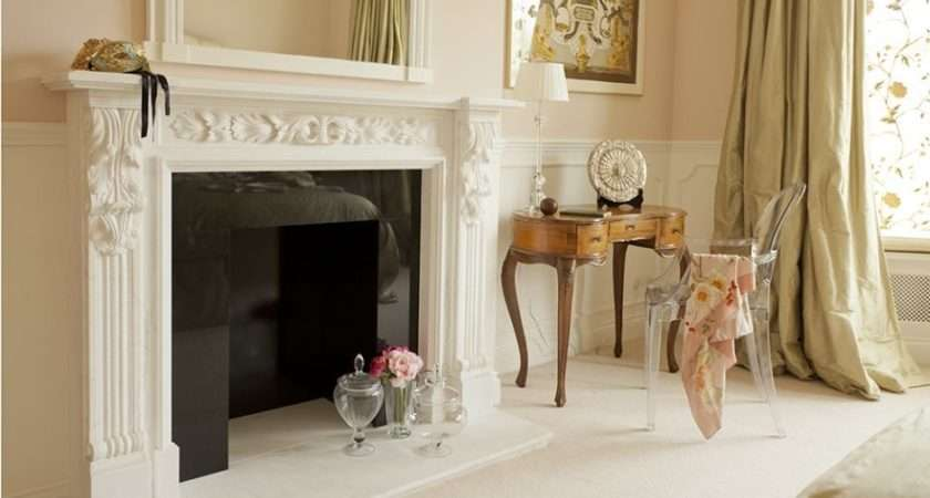 Traditional French Style Marble Fire Surround Versaille