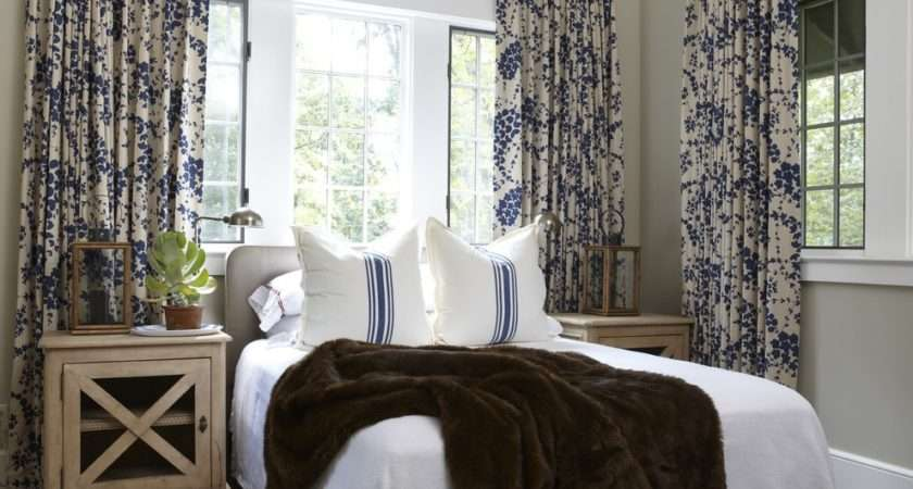 Traditional Nautical Bedroom Curtain Latest