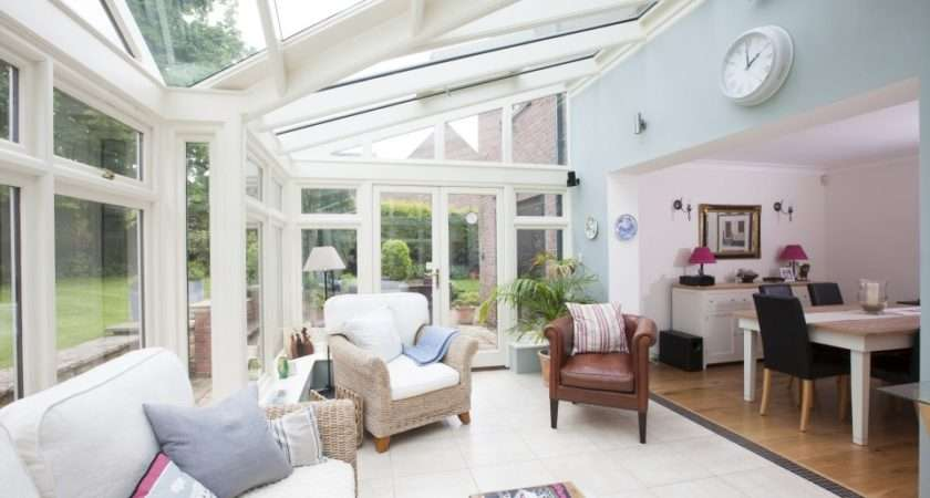 Traditional Wooden Framed Conservatory Palmer Houghton