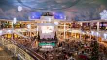 Trafford Centre Transformed Into Christmas