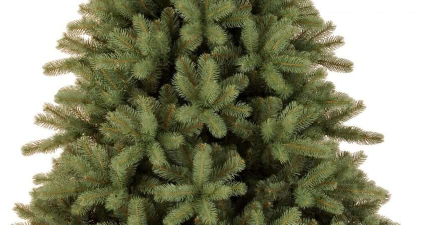 Trees Lakewood Spruce Feel Real Artificial Christmas Tree