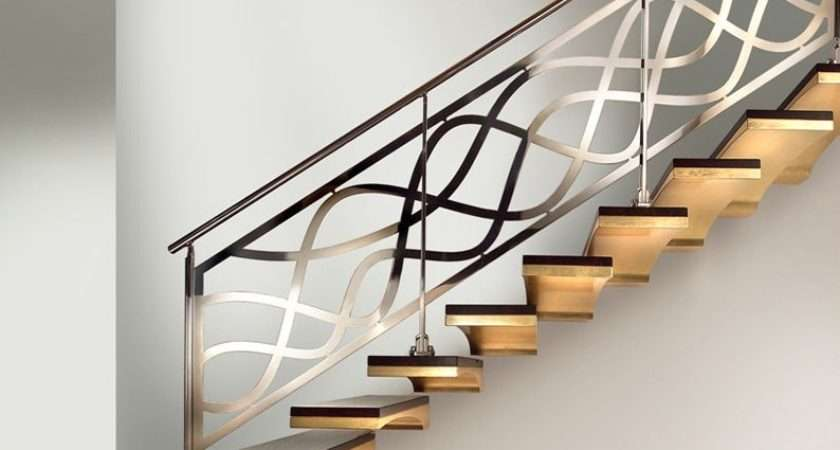 Trends Stair Railing Ideas Materials Interior