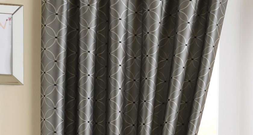 Tuscany Silver Pencil Pleat Curtains