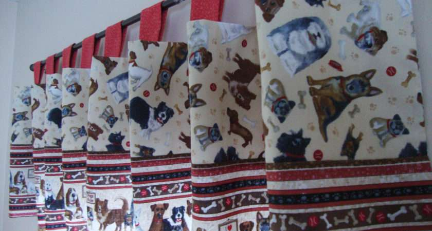 Tutorial Make Tab Top Valances Quilt Addicts Anonymous