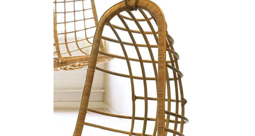 Two Company Hanging Rattan Accent Chair Atg Stores