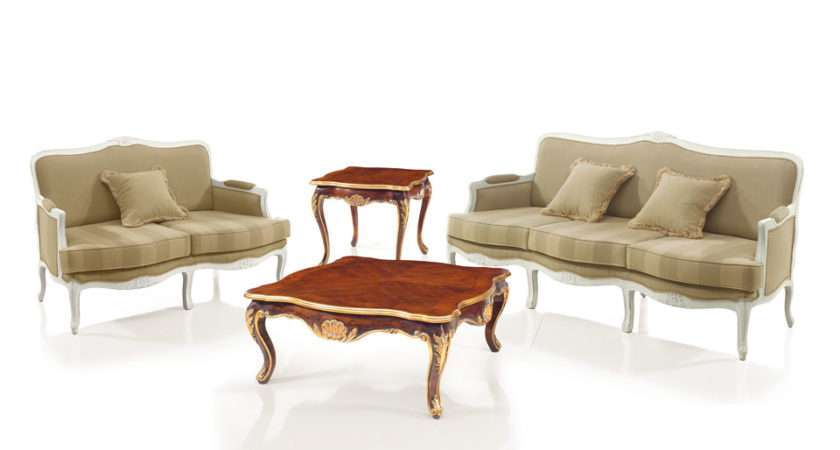 Two Seat French Empire Style Sofa