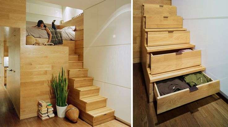 Under Stairs Drawers Storage Pinterest