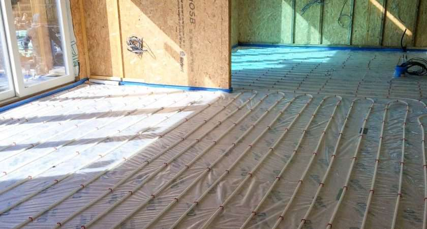 Underfloor Heating Installation Greenheat Central