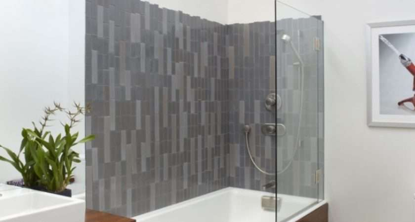 Unique Bathtub Shower Combo Designs Modern Homes