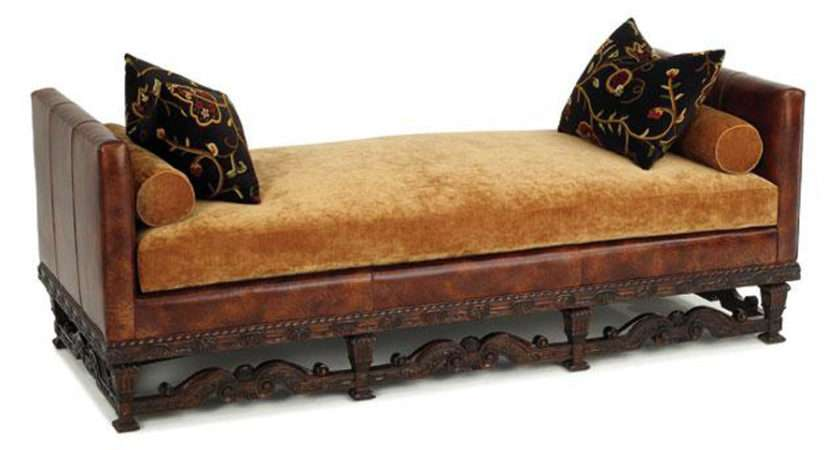 Unique Nature Daybeds Design Hand Carved Home