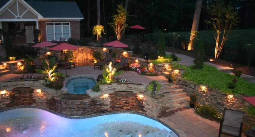 Unique Outdoor Lighting Ideas Home Style