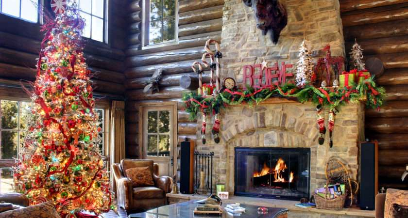 Unique Ways Decorate Your Home Holidays