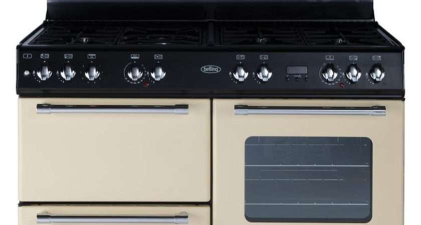 Used Belling Range Cooker Second Hand Cookers Hobs