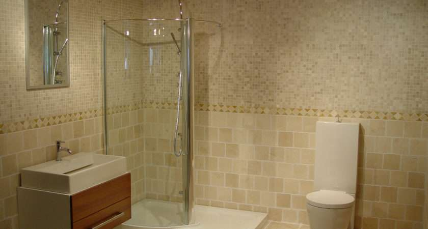 Using New Tile Pattern Upgrade Your Bathroom Thats Old House