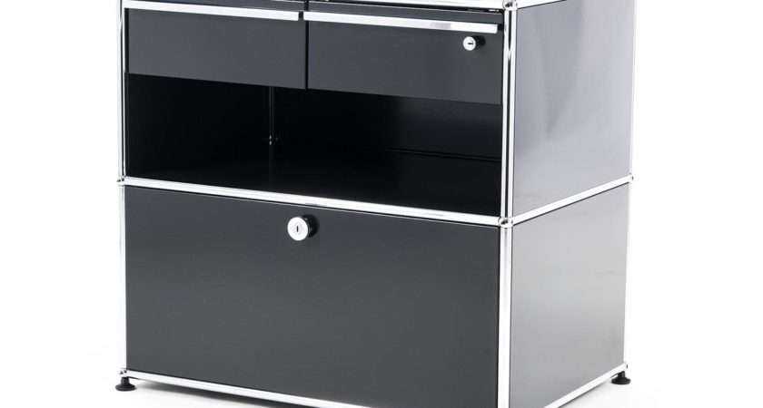 Usm Haller Office Sideboard Drawers Fritz Paul