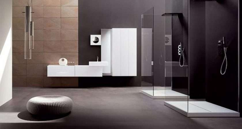 Valentina Black Bathrooms Minimalist Bathroom