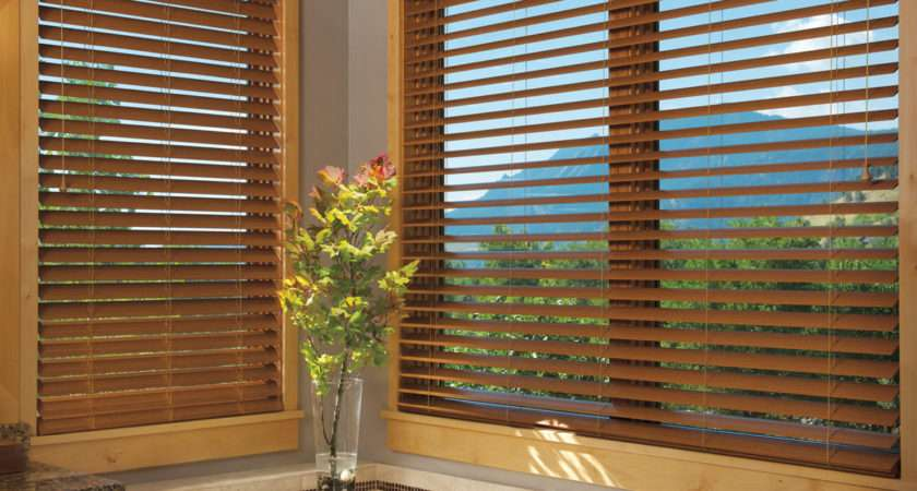 Vertical Blinds Horizontal Wood Lancaster