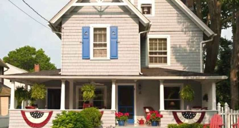 Victorian Beach Cottage Steeped New England Country