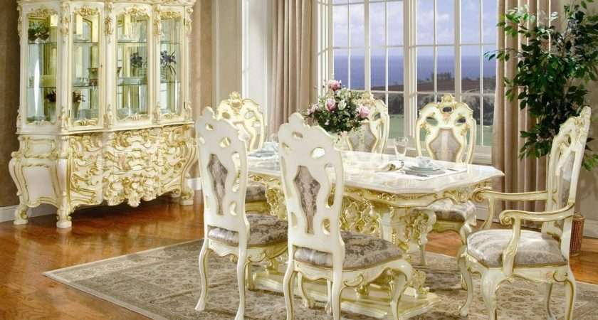 Victorian Dining Room China Buffet Furniture