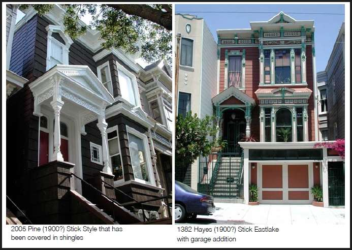 Victorian Edwardian Architecture San Francisco