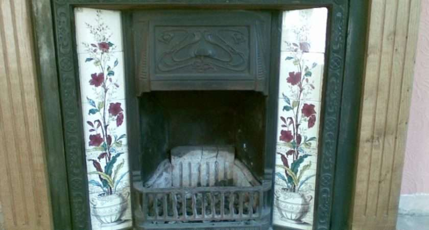 Victorian Fireplace Tile Get Domain Getdomainvids