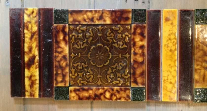 Victorian Fireplace Tiles