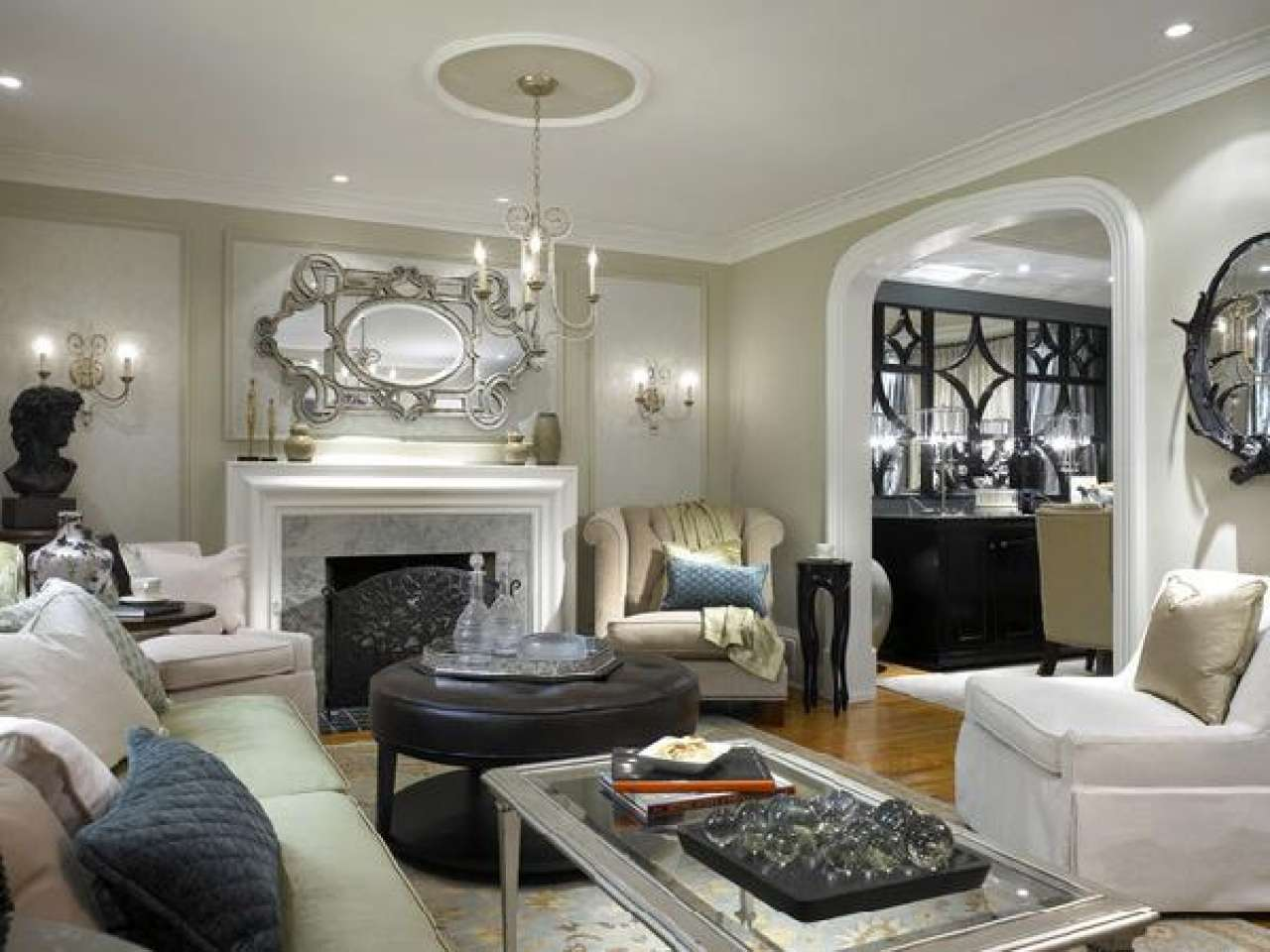 Victorian Ideas Traditional Living Room Paint Colours