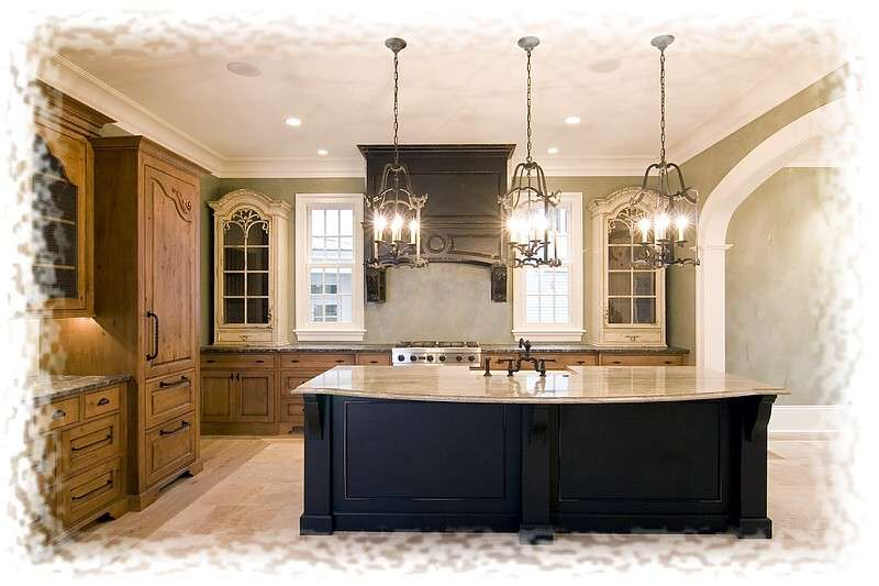 Victorian Style Kitchen Design