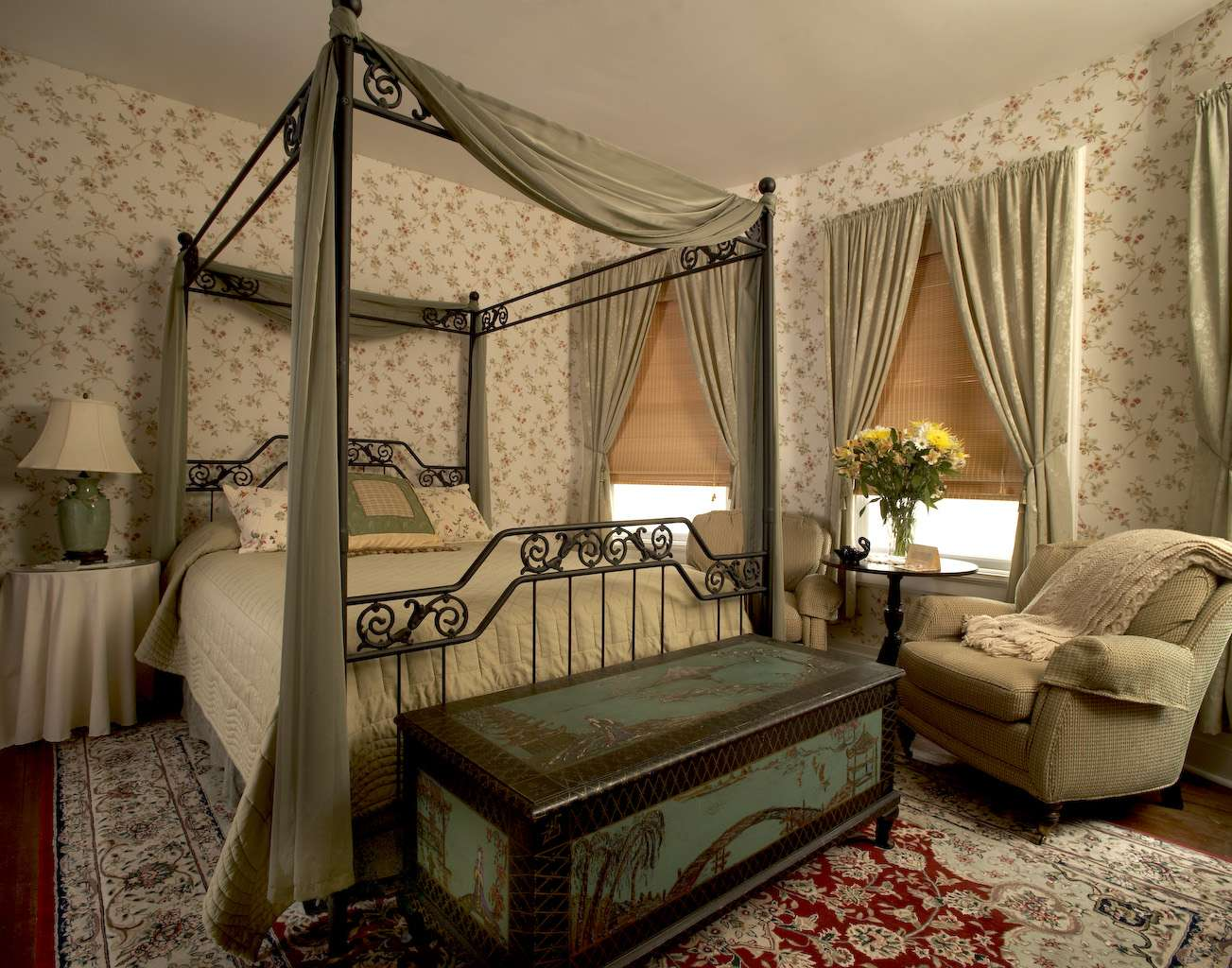 Victorian Style Room Decorating Ideas Home