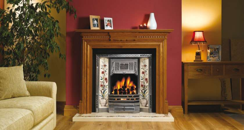 Victorian Tiled Fireplace Fronts Stovax Traditional Fireplaces