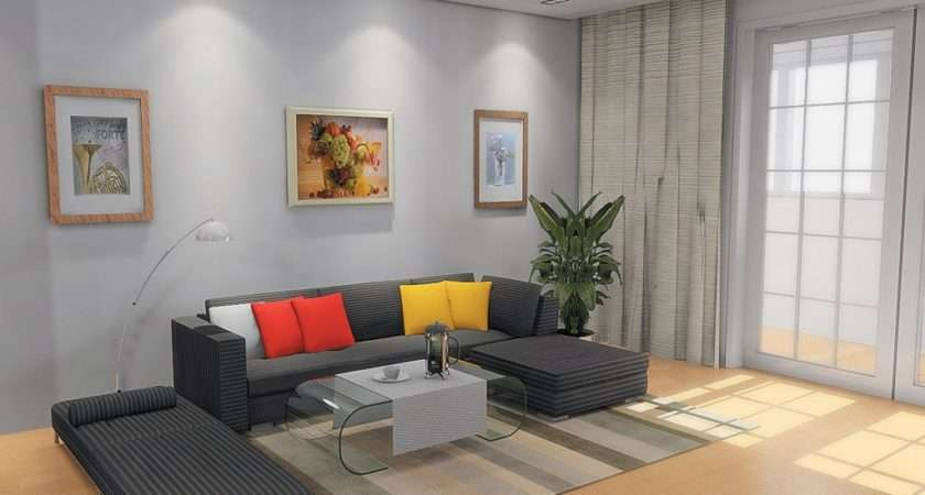 Views Comments Simple Uncluttered Living Room Design