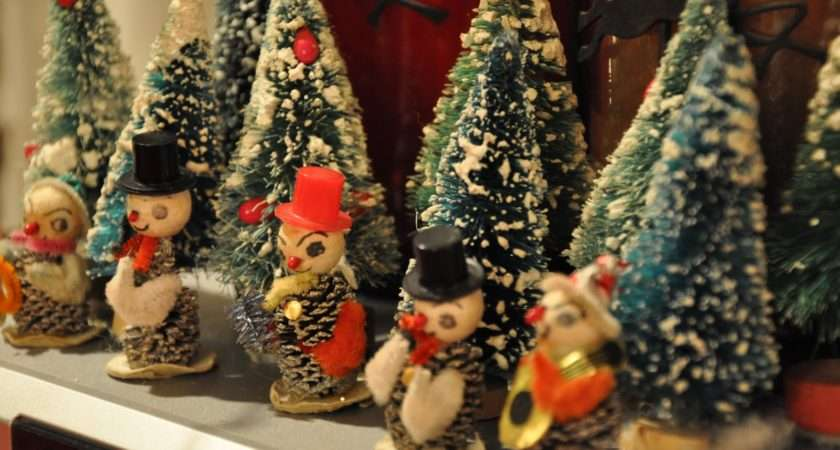 Vintage Christmas Decorations Sale Giveaway Party